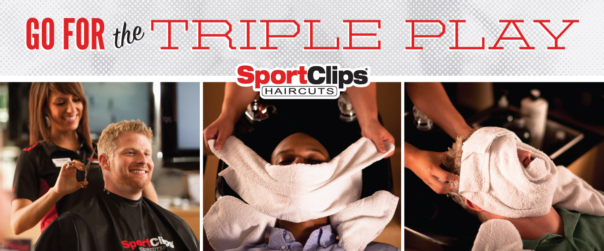 The Sport Clips Haircuts of Spring - Imperial Oaks  Triple Play